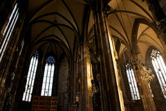 Stephansdom, St. Stephen's Cathedral in Vienna Austria Stock Photo