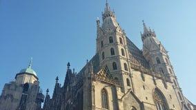 Stephansdom Viena Imagenes de archivo