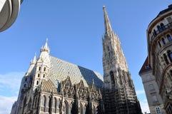 Stephansdom, Viena fotografia de stock royalty free