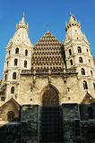 Stephansdom in Vienna Royalty Free Stock Images