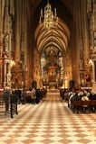Stephansdom, Vienna royalty free stock image