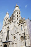 Stephansdom in Vienna Stock Photo