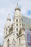 Stephansdom in Vienna Royalty Free Stock Photos