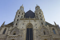Stephansdom in Vienna Stock Photos