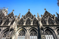 Stephansdom in Vienna, Austria Stock Image