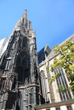 Stephansdom in Vienna, Austria Royalty Free Stock Image