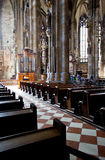 Stephansdom, Vienna, Austria Royalty Free Stock Photography