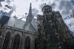 Stephansdom. Vienna Austria Travelling Historic Stephansdom Royalty Free Stock Photo