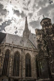 Stephansdom. Vienna Austria Travelling Historic Builldings Stock Photo