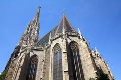 Stephansdom, Wenen royalty-vrije stock fotografie