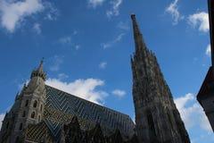 Stephansdom, Wenen Royalty-vrije Stock Afbeelding