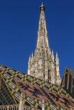 Stephansdom - Wenen - Oostenrijk Stock Foto