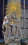 Stephansdom Wien Arkivfoto
