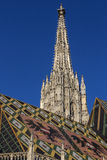 Stephansdom - Wien - Österreich Stockfoto