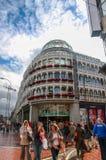 Stephen's Groen Winkelend Centrum Stock Afbeeldingen