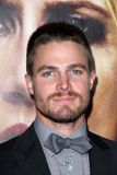 Stephen Amell. At the HBO Premiere of Enlightened, Paramount Theater, Hollywood, CA. 10-06-11 Stock Photos