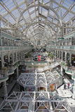 Stephen Centre Zielony centrum handlowe Zdjęcia Royalty Free