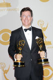Stephen Colbert. At the 65th Primetime Emmy Awards at the Nokia Theatre, LA Live. September 22, 2013  Los Angeles, CA Picture: Featureflash Royalty Free Stock Photo