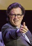 Stephen Colbert bij het de Filmfestival van Montclair van 2015 Stock Afbeeldingen