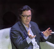 Stephen Colbert at the 2015 Montclair Film Festival Royalty Free Stock Photography
