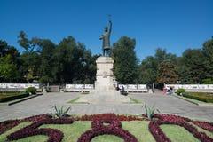 Stephen das große, Chisinau Stockbild