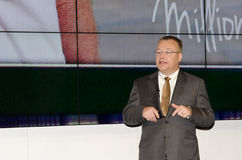 Stephen Elop, Nokia Stock Photos