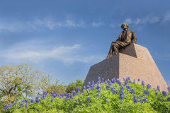 Stephen F. Austin in San Felipe royalty free stock photos