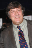 Stephen Fry photographie stock