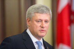 Stephen Harper Stock Photos