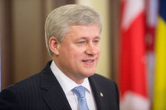 Stephen Harper Royalty Free Stock Image