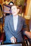 Stephen Hawking Fotografía de archivo libre de regalías