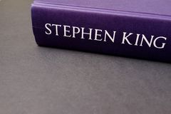 Stephen King Stock Photos