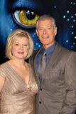 Stephen Lang. At the Los Angeles Premiere of 'Avatar,' Chinese Theater, Hollywood, CA. 12-16-09 stock photo