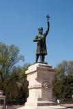 Stephen le monument grand Image libre de droits