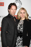 Stephen Moyer,Anna Paquin,Anna Paquin-,Stephen Moyer- Stock Images