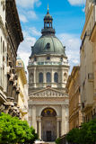 Stephen's Basilica in Budapest, Hungary Stock Photos