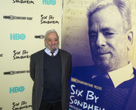Stephen Sondheim Royalty Free Stock Photo