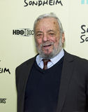 Stephen Sondheim Stock Photography