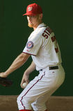 Stephen Strasburg, All-Star Pitcher, Washington Na Royalty Free Stock Image
