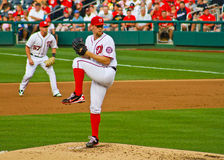 Stephen Strasburg Washington Nationals Stock Photography