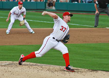 Stephen Strasburg Washington Nationals Stock Images