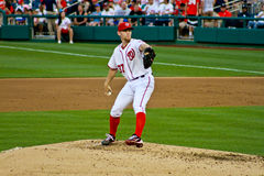 Stephen Strausburg Washington Nationals Stock Images