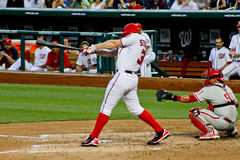 Stephen Strausburg Washington Nationals Royalty Free Stock Photo