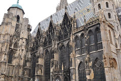 Stephens dom in Vienna,Austria Stock Photo