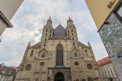 Stephens dom in Vienna,Austria Royalty Free Stock Photo