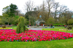 Stephens green park Royalty Free Stock Photography