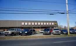 Stephersons Superlo Foods, Memphis, TN royaltyfri foto