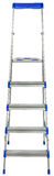 Stepladder front view Royalty Free Stock Images