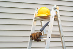 Stepladder Royalty Free Stock Photography