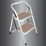 Stepladder home Stock Photo